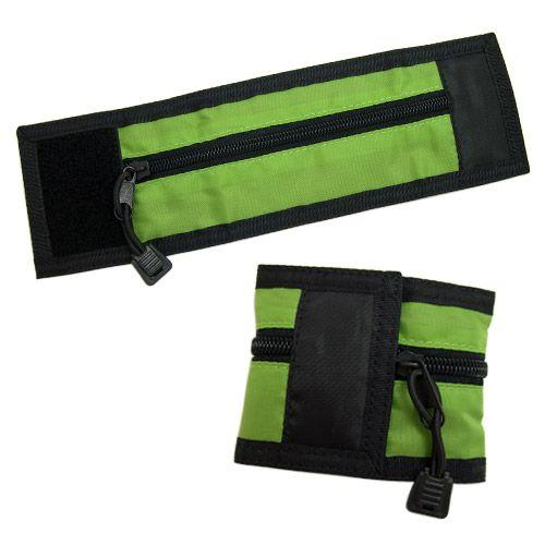 Wrist Wallet with Velco Closure
