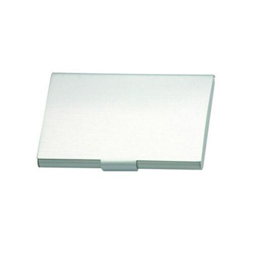 Arc Aluminium Business Card Holder