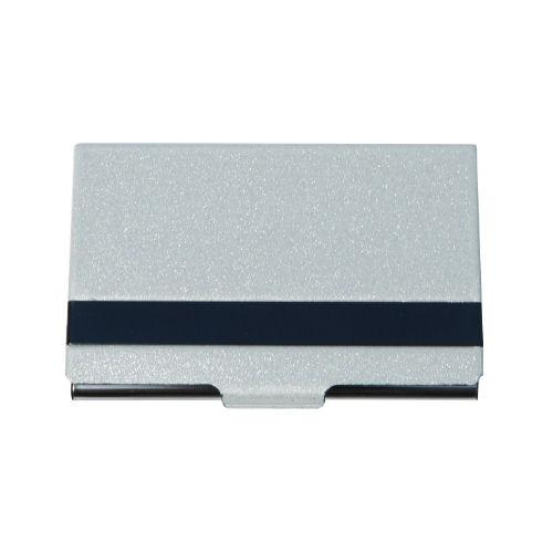 Arc Stripe Business Card Holder