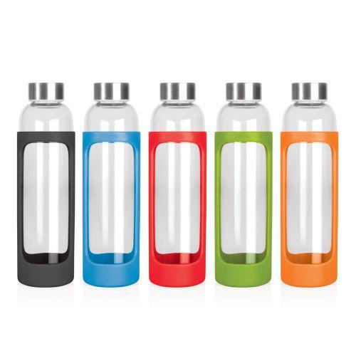 Cambridge Glass Drink Bottle