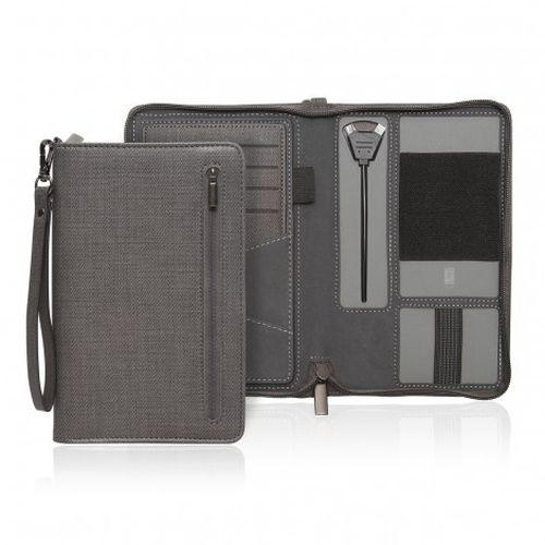 Cambridge Travel Wallet with inbuilt Phone Charger
