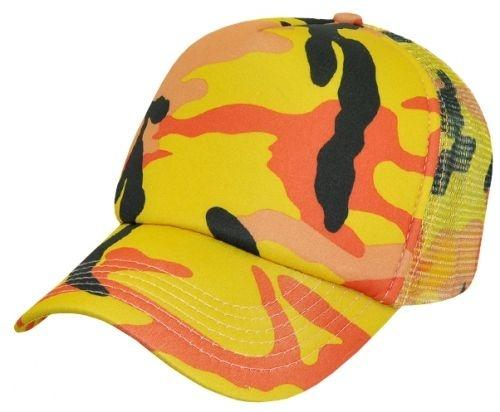 Icon Camo Trucker Cap