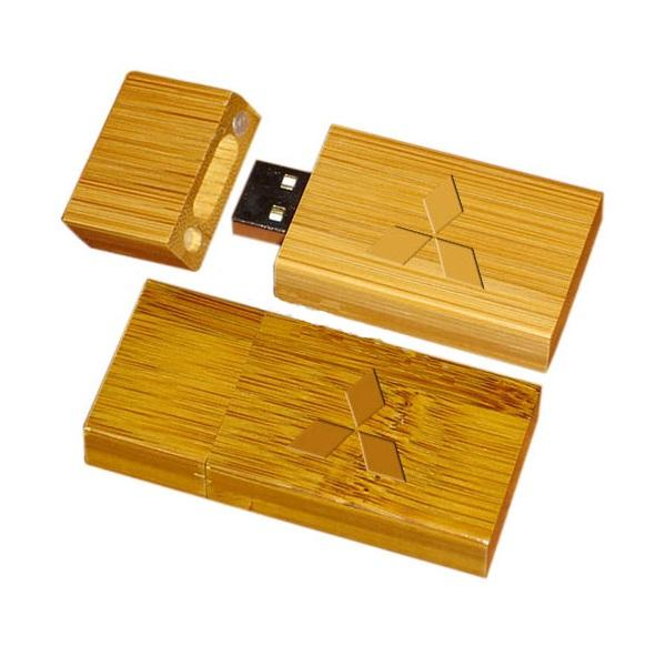 Yield Wooden USB Flash Drive
