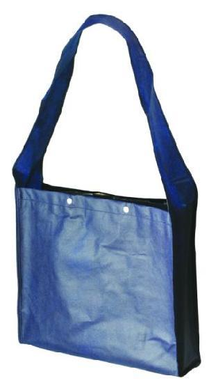 Dezine Button Non Woven Sling Bag