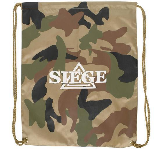 Icon Camo Backsack