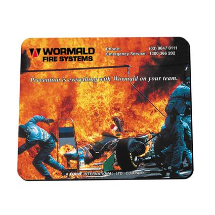 Budget Hard Top Econo Mouse Mat