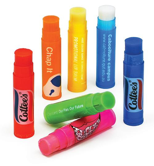 Retreat Lip Balm in Coloured Tube