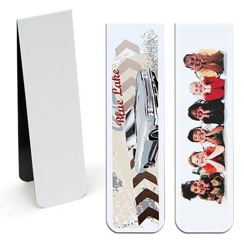 Folded Magnet Bookmark