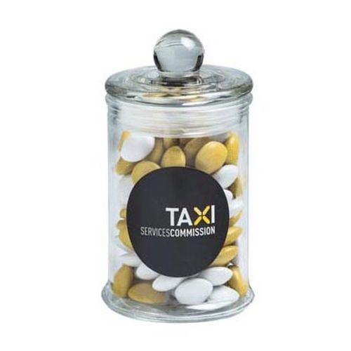 Yum Small Glass Lolly Jar