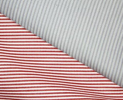 Outline Fine Stripe Business Shirts