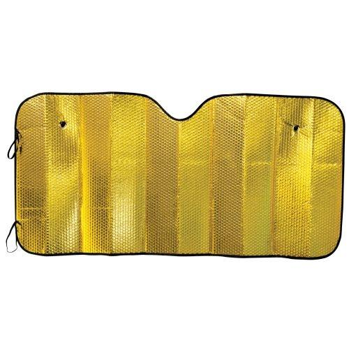 Bleep Metallic Car Sun Shade