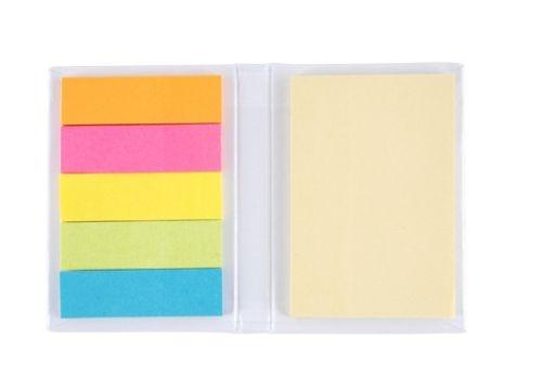 Bleep Sticky Flag Notebook