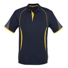 Phillip Bay Mesh Side Polo Shirt