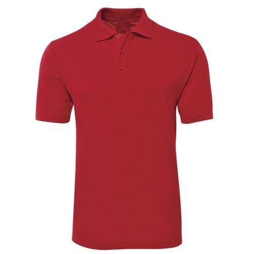 Malcom Plain Cotton Blend Polo Shirt
