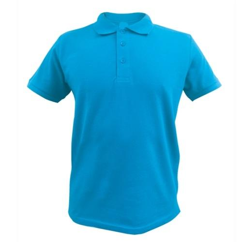 Logo 100% Cotton Polo Shirt
