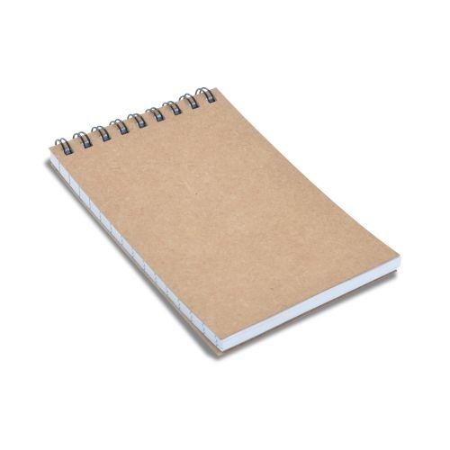 Bleep Basic Spiral Notebook