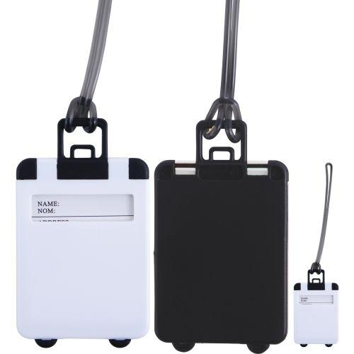 Bleep Luggage Shaped Luggage Tag