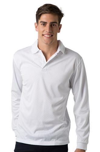 Falcon Long Sleeve Polo Shirt