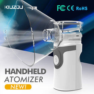 Portable Ultrasonic Nebulizer Mini Handheld Inhaler