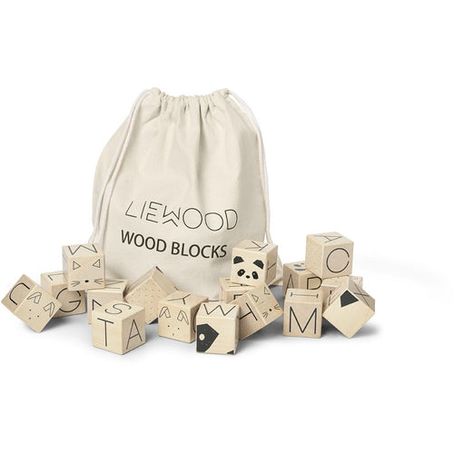 Wood Blocks -  Natural