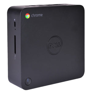 Dell Google ChromeBox Chromebook Desktop- 1.4GHz Intel Celeron CPU, 4GB RAM, 16GB Solid State Drive, Chrome OS 76