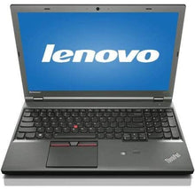 "Load image into Gallery viewer, Lenovo ThinkPad W541 15"" Laptop- 4th Gen 2.6GHz Intel Core i5 CPU, 8GB-16GB RAM, Hard Drive or Solid State Drive, Win 7 or Win 10 PRO"
