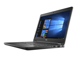 "Dell Latitude 5480 14"" Laptop- 7th Gen Quad Core Hyper Threaded Intel Core i7 CPU, 8GB-16GB RAM, Hard Drive or Solid State Drive, Win 7 or Win 10"