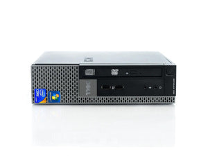 Dell Optiplex 790 Tiny Desktop PC- 2nd Gen 2.5GHz Intel Quad Core i5 CPU, 8GB RAM, Hard Drive or Solid State Drive, Win 7 or Win 10 PRO - Computers 4 Less