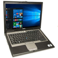 "Load image into Gallery viewer, Dell Latitude D620 14"" Laptop- Intel Core 2 Duo CPU, 3GB RAM, Hard Drive or Solid State Drive, Win 7 or Win XP PRO"