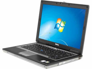 "Dell Latitude D630 14"" Laptop- Intel Core 2 Duo CPU, 3GB RAM, Hard Drive or Solid State Drive, Win 7 or Win XP PRO"