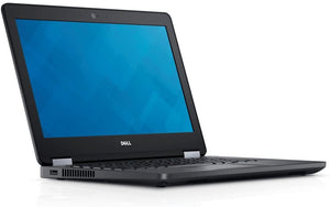 "Dell Latitude e5270 12"" Laptop- 6th Gen Intel Core i5, 8GB-16GB RAM, Solid State Drive, Win 7 or Win 10"