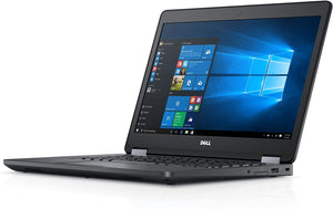"Dell Latitude e5470 14"" Laptop- 6th Gen Intel Core i7 CPU, 8GB-16GB RAM, Hard Drive or Solid State Drive, Win 7 or Win 10"