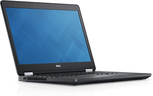"Dell Latitude e5470 14"" Laptop- 6th Gen Quad Core Hyper Threaded Intel Core i7 CPU, 8GB-16GB RAM, Hard Drive or Solid State Drive, Win 7 or Win 10"