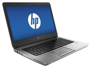 "HP ProBook 645 G1 14"" Laptop- 2.1GHz Quad Core AMD A8, 8GB-16GB RAM, Hard Drive or Solid State Drive, Win 7 or Win 10 PRO"