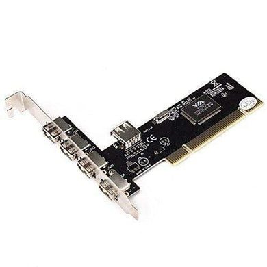 USB 2.0 PCI Card - Computers 4 Less