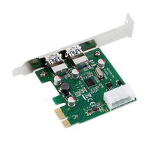 Load image into Gallery viewer, Accessories USB 3.0 PCI-express Card