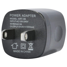 Load image into Gallery viewer, USB Wall Charger- White or Black - Computers 4 Less
