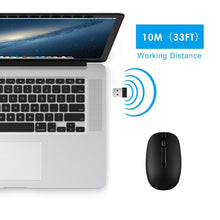Load image into Gallery viewer, Wireless USB Mouse - Computers 4 Less