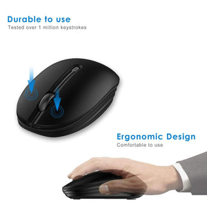 Wireless USB Mouse - Computers 4 Less