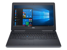 "Load image into Gallery viewer, Dell Precision 7520 15.6"" Laptop- Quad Core 7th Gen 2.9GHz Intel Core i7 CPU, 8GB-64GB RAM, Hard Drive or Solid State Drive, Win 7 or Win 10"