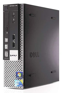 Dell Optiplex 780 Tiny Desktop PC- 3.0GHz Intel Core 2 Duo CPU, 4GB-8GB RAM, Hard Drive or Solid State Drive, Win 7 or Win 10 - Computers 4 Less