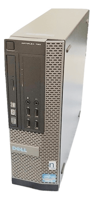 Dell Optiplex 990 Desktop PC- 2nd Gen 3.1GHz Intel Core i5 CPU, 8GB-16GB RAM, Hard Drive or Solid State Drive, Win 7 or Win 10 PRO - Computers 4 Less