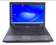 "Load image into Gallery viewer, Dell Latitude e5510 15.6"" Laptop- 2.67GHz Intel Core i5 CPU, 8GB RAM, Hard Drive or Solid State Drive, Win 7 or Win 10 PRO - Computers 4 Less"