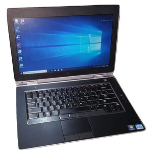 "Dell Latitude e6430 14"" Laptop- 3rd Gen 2.6GHz Intel Core i5 CPU, 8GB-16GB RAM, Hard Drive or Solid State Drive, Win 7 or Win 10 PRO - Computers 4 Less"
