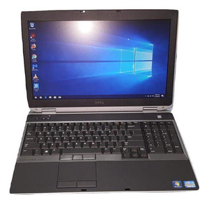 "Dell Latitude e6530 15.4"" Laptop- 3rd Gen 2.5GHz Intel Core i5 CPU, 8GB-16GB RAM, Hard Drive or Solid State Drive, Win 7 or Win 10 PRO - Computers 4 Less"