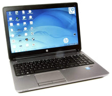 "Load image into Gallery viewer, HP ProBook 650 G1 15.6"" Laptop- 4th Gen 2.6GHz Intel Core i5 CPU, 8GB-16GB RAM, Hard Drive or Solid State Drive, Win 7 or Win 10 PRO - Computers 4 Less"