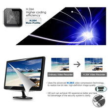 Load image into Gallery viewer, 8 Channel CCTV 1TB DVR for Security Cameras- NEW!! - Computers 4 Less