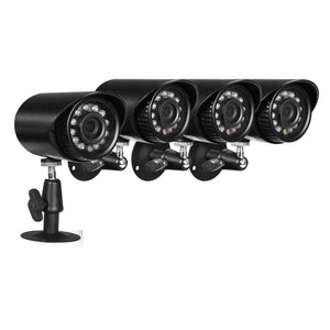 Complete Set of 4 1080p CCTV Cameras - NEW!! - Computers 4 Less