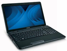 "Load image into Gallery viewer, Toshiba L655-S5153 15.6"" Laptop- 2.13GHz Intel Dual Core Pentium CPU, 8GB RAM, Hard Drive or Solid State Drive, Windows 7 or 10 PRO - Computers 4 Less"