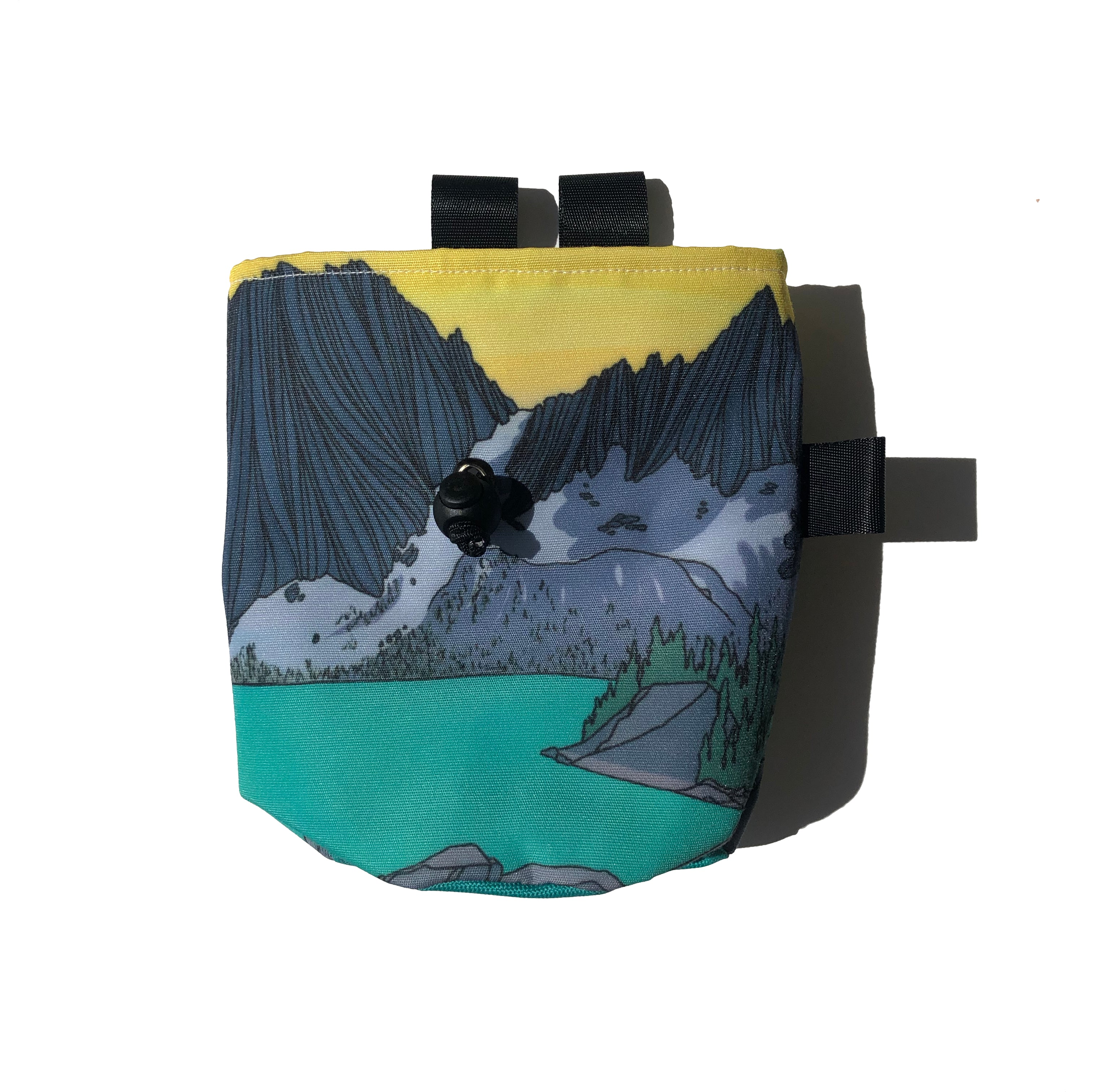 Colchuck Lake Chalk Bag